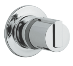 Grohtherm 2000 : Concealed stop-valve exposed part