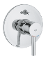 Essence : Single-lever bath/shower mixer trim - Click for more details