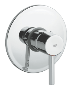Essence : Single-lever shower mixer trim - Click for more details