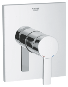 Allure : Single-lever shower mixer trim - Click for more details