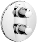 Grohtherm 3000 : Thermostatic shower mixer - Click for more details