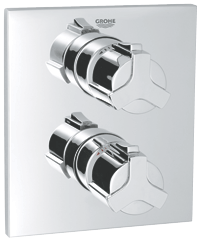 Allure : Thermostatic shower mixer