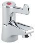 "Hospita : Basin taps, 1/2"", hot - Click for more details"