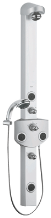 Aquatower 3000 : Top 4 shower system 3/4""