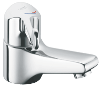 "Euroeco Single Sequential : Single-lever basin mixer 1/2"" - Click for more details"