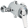"Avensys Shower : Manual shower mixer exposed 1/2"" - Click for more details"
