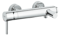 Essence : Single-lever bath/shower mixer 1/2""
