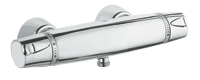 Grohtherm 3000 : Thermostatic shower mixer 1/2""