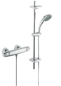 Grohmaster : Grohtherm 3000thermostat shower mixer 1/2""
