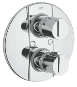 "Grohtherm 2000 : Thermostatic shower mixer 3/4"" - Click for more details"