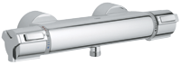 Allure : Thermostatic shower mixer 1/2""