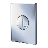 Tenso : WC Wall plate - Click for more details