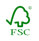 This product is accredited by the Forest Stewardship Council. Click here for details.